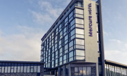 The Mercure Hotel