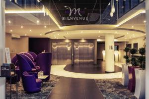 Hôtel Mercure de Cherbourg - accueil - Cotentin - Normandie