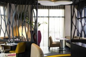 Hôtel Mercure - restaurant La Passerelle - Cotentin - Normandie