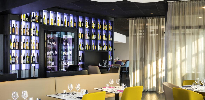 The La Passerelle Restaurant – Mercure - Mercure Cherbourg Centre Port – 9622