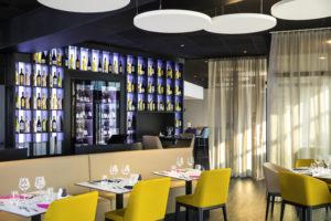 Hôtel Mercure Cherbourg - restaurant La Passerelle - Cotentin - Normandie