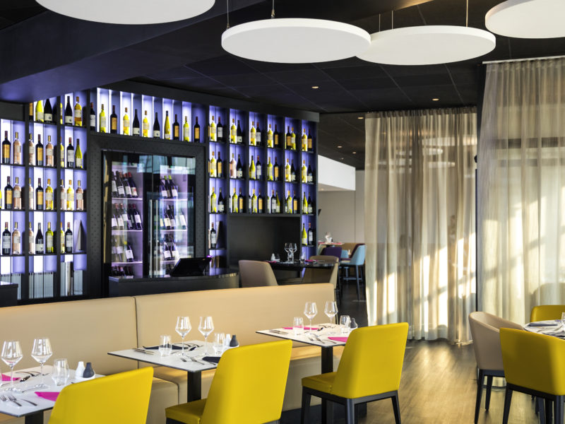 The La Passerelle Restaurant – Mercure