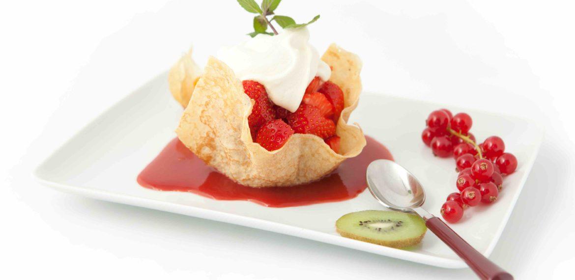 Crêperie La Gravelette - Crêperie la gravelette Jobourg dessert – cotentin tourisme normandie