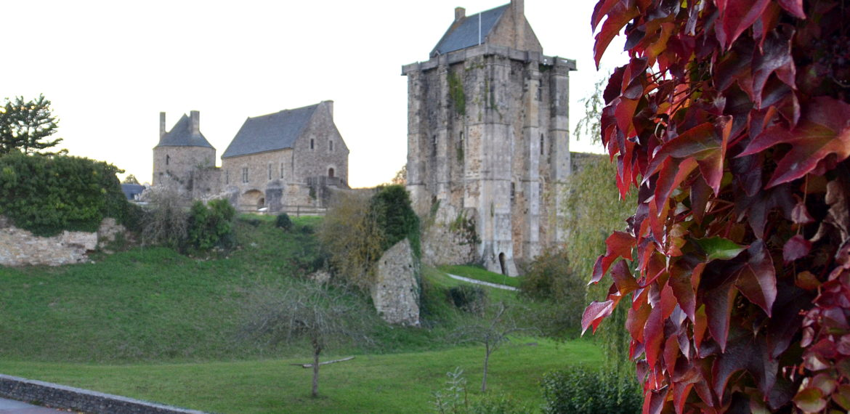 Le Château de St-Sauveur-le-Vicomte - Auberge du Château -saint-sauveur-le-vicomte – cotentin @agence-sodirect