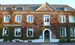 The Hotel and Restaurant Auberge du Vieux Château