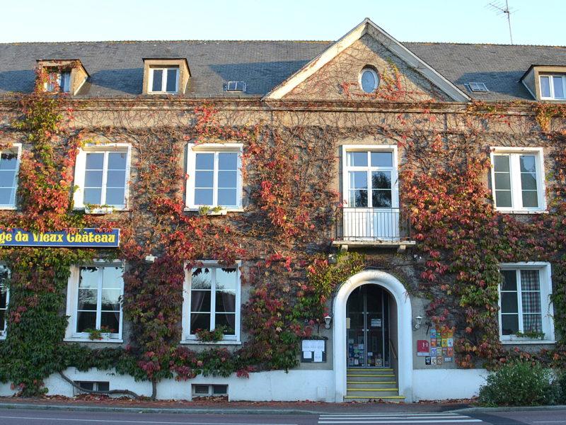 Hôtel-Restaurant Auberge du Vieux Château