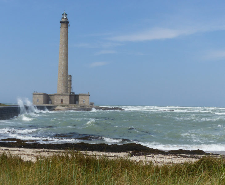 Did you know that the Cotentin is the region of lighthouses?