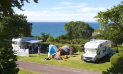 The Camping Castel – L'Anse du Brick site