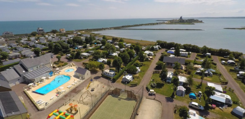 Camping La Gallouette - Camping la Gallouette Cotentin (50)