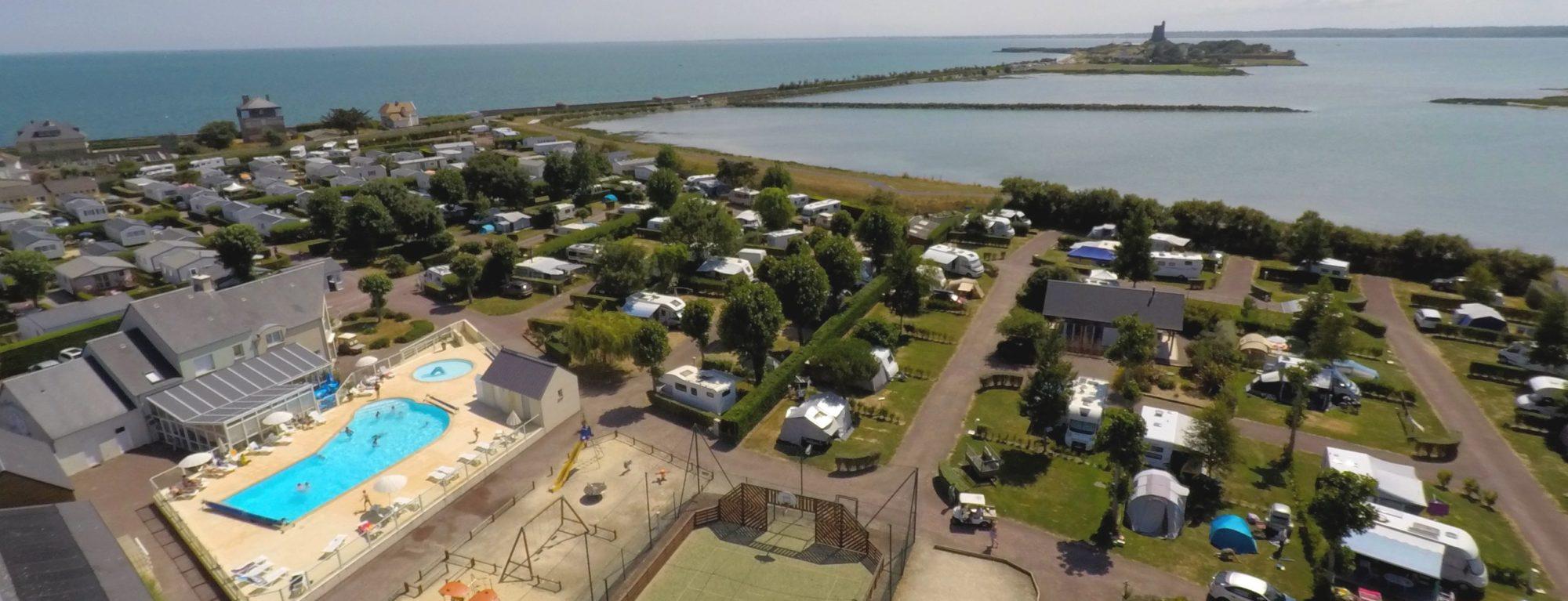 Pour vos prochaines vacances, réservez vos séjours en camping en Normandie