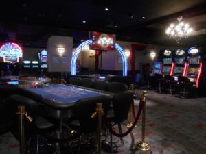 Casino Cherbourg table roulette