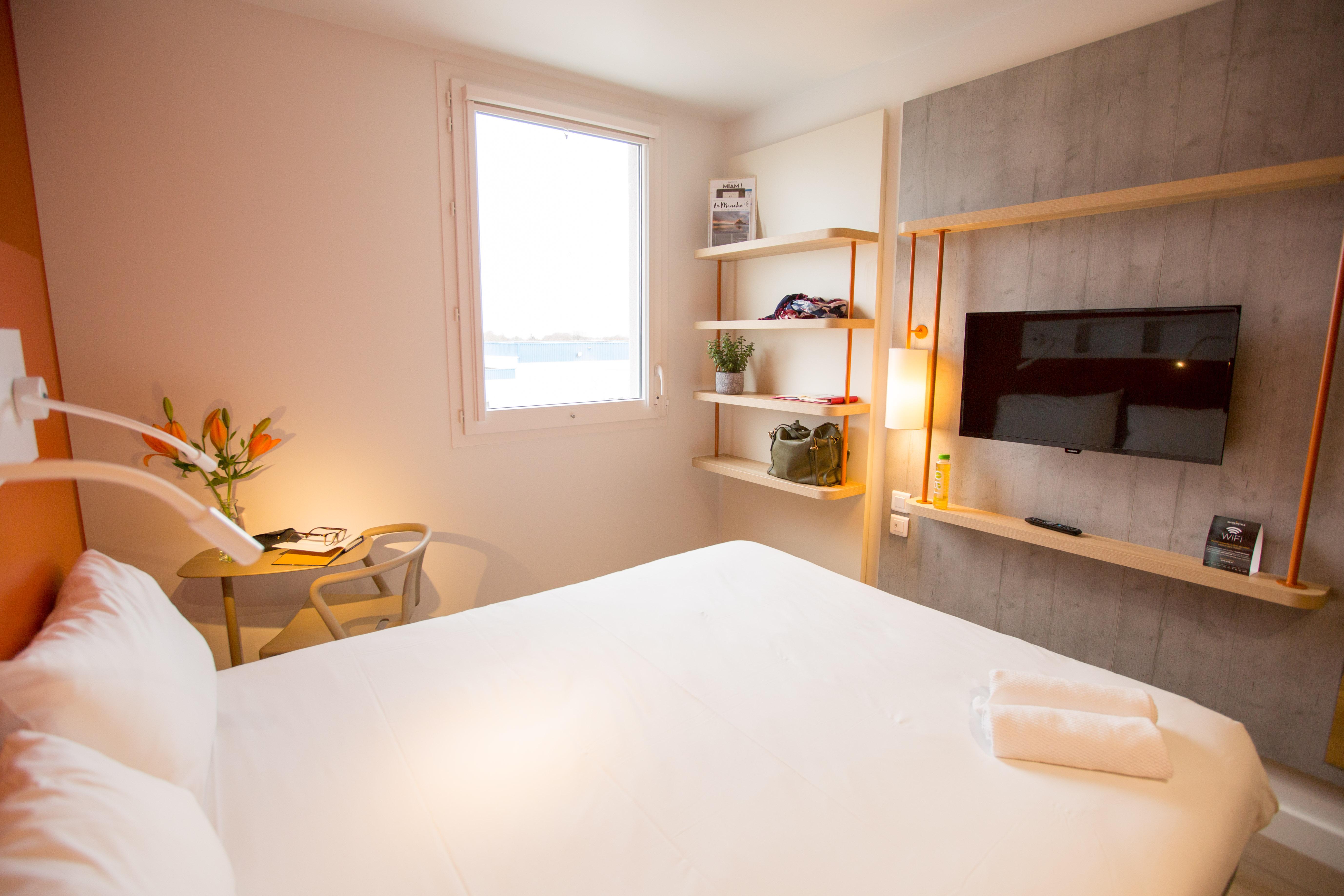 Chambre Double Ibis budget Cherbourg-en-Cotentin (30) - Cotentin ...