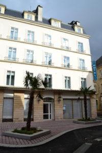 Hôtel Le Louvre Cherbourg Cotentin Tourisme