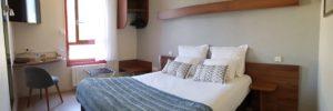 Hotel sainte mere eglise chambre 1