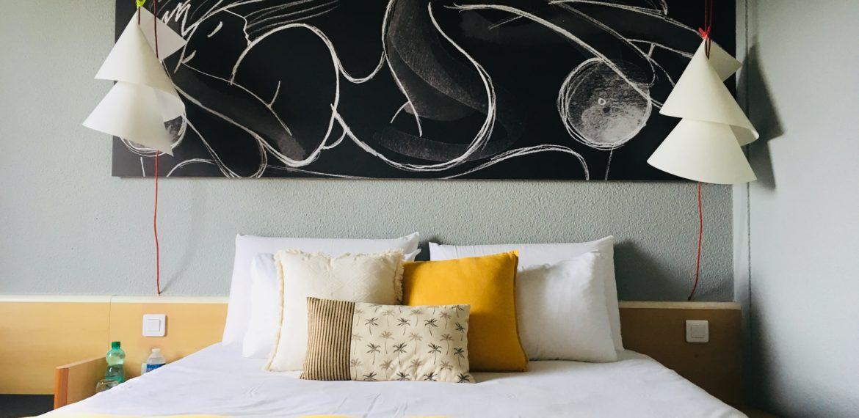 Hôtel-Restaurant IBIS - Ibis cherbourg chambre