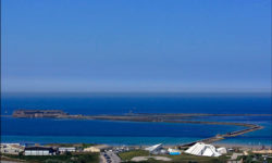 The Bay of Cherbourg