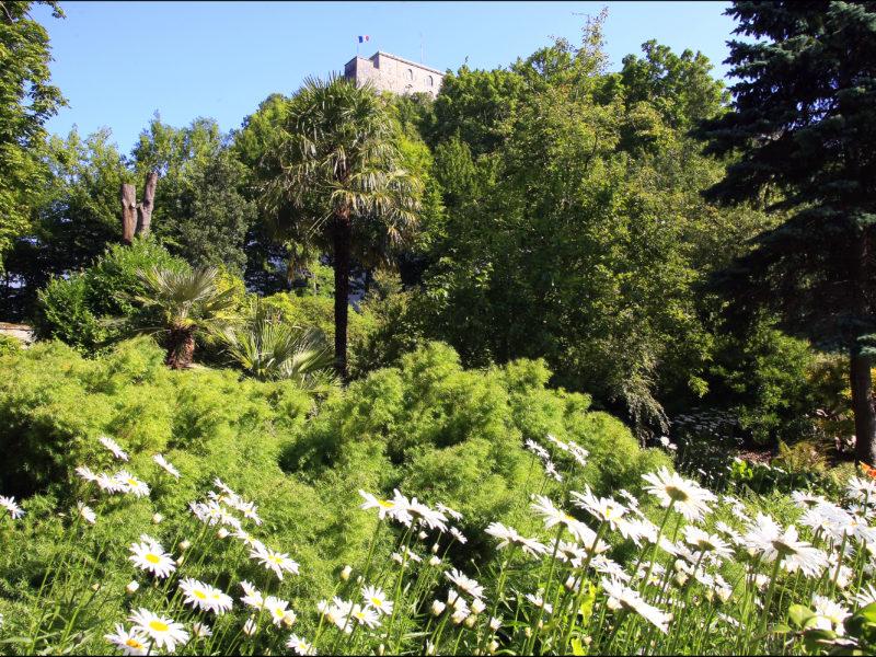 The Montebello Botanical Garden