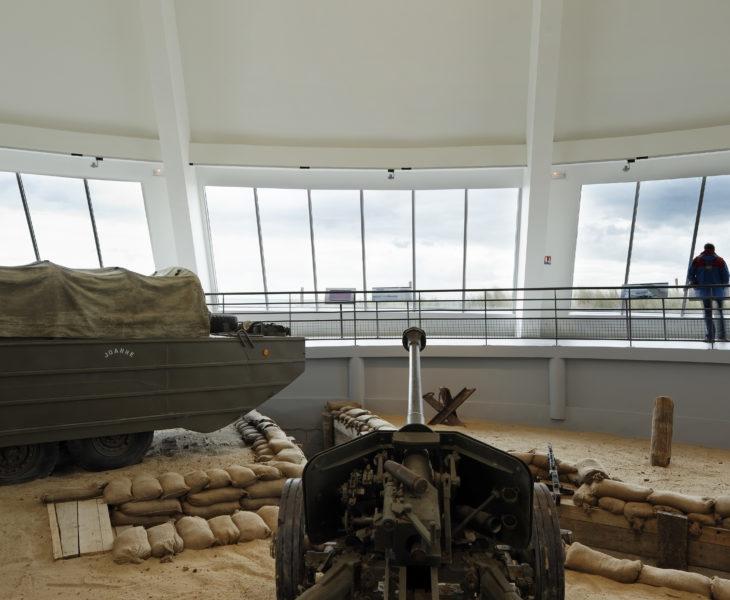 """Musée Utah Beach : Prolongation exposition """"Utah Beach, Hier et Aujourd'hui"""""""