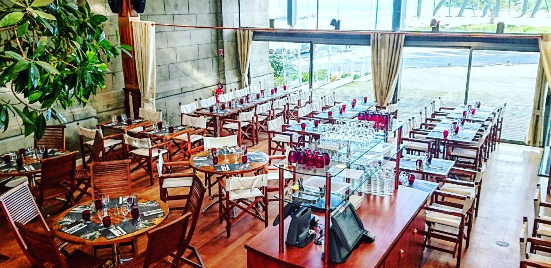 Restaurant Le Quai des Mers - Restaurant – Quai des mers – salle 1 – cherbourg- cotentin