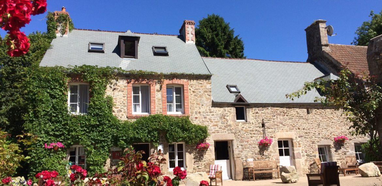 Hôtel La Fossardière - La Fossardiere exterieur 3