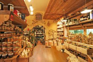 La Maison du biscuit et son épicerie fine dans le Cotentin - Sortosville-en-Beaumont - Normandie