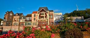 La Maison du biscuit - exterieu Cotentin Normandie @maison-du-biscuit-sortosville-en-beaumont