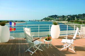 hotel LA MARINE 4*, Restaurant * Michelin à Barneville Carteret - Cotentin Tourisme