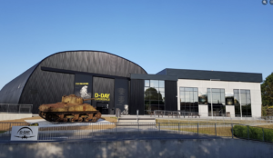 MUSEE D-DAY EXPERIENCE COTENTIN NORMANDIE