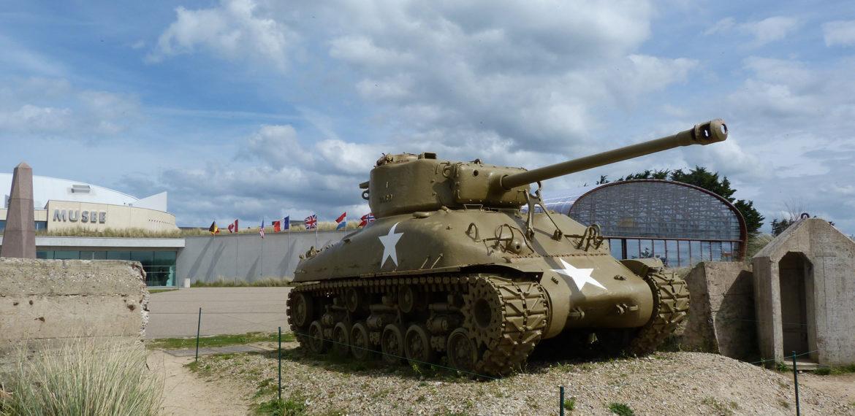 Le Débarquement des Alliés en 1944 - UTAH BEACH (2) -® Ste¦üphane Lesauvage