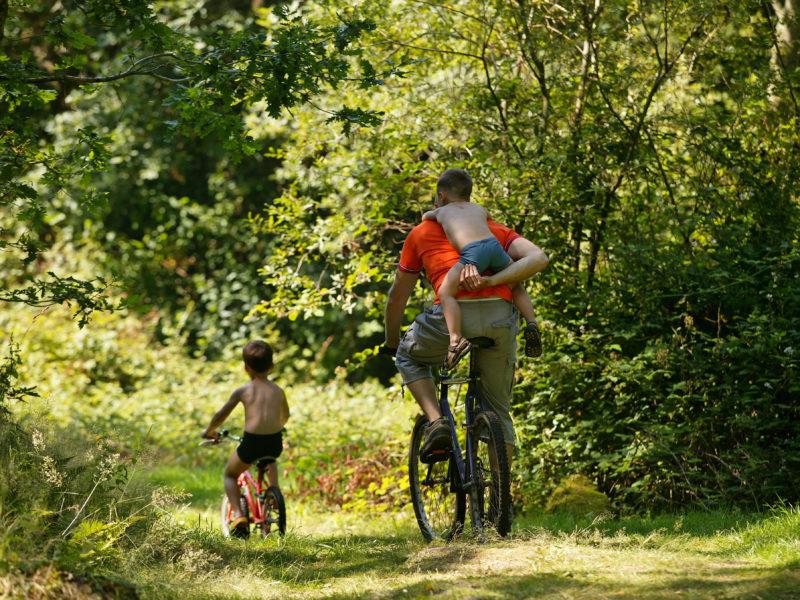 Amateurs de vélo et de sorties VTT,  découvrez le Cotentin et ses itinéraires vélo
