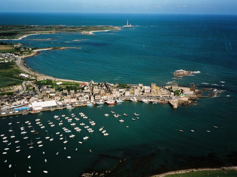 Did you know that Cotentin is the region of ports?