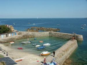 port racine cotentin normandie