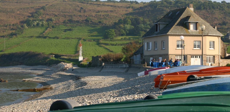 Maison Jacques Prévert à Omonville-la-Petite - la hague – omonville la rogue @C.DUTEURTRE Cotentin Tourisme – circuit la hague