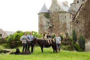 Manoir du Parc - ferme pédagogique et gite en Normandie - Cotentin Tourisme