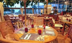 The Quai Des Mers Restaurant