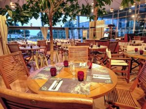 Restaurant-cherbourg- Quai des mers - salle 2- cherbourg- cotentin-tourisme