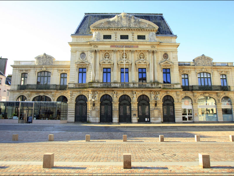 Italian theatre in Cherbourg-en-Cotentin