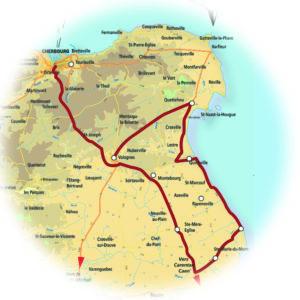 CARTE_DEBARQUEMENT- Cotentin tourisme