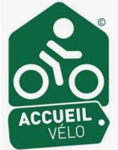Logo vélo accueil