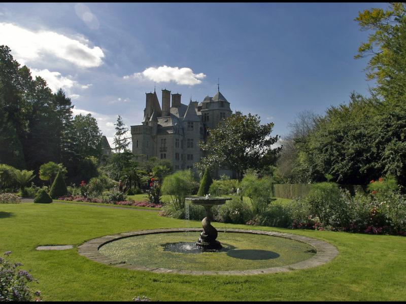 Ravalet Castle