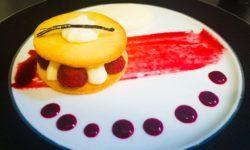 Restaurant de l'hôtel Brit de Lessay