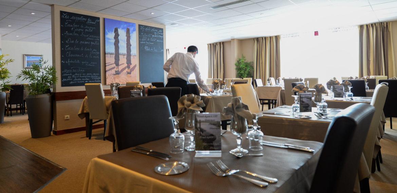 Restaurant Le Sainte-Mère - Hotel sainte mere eglise restaurant