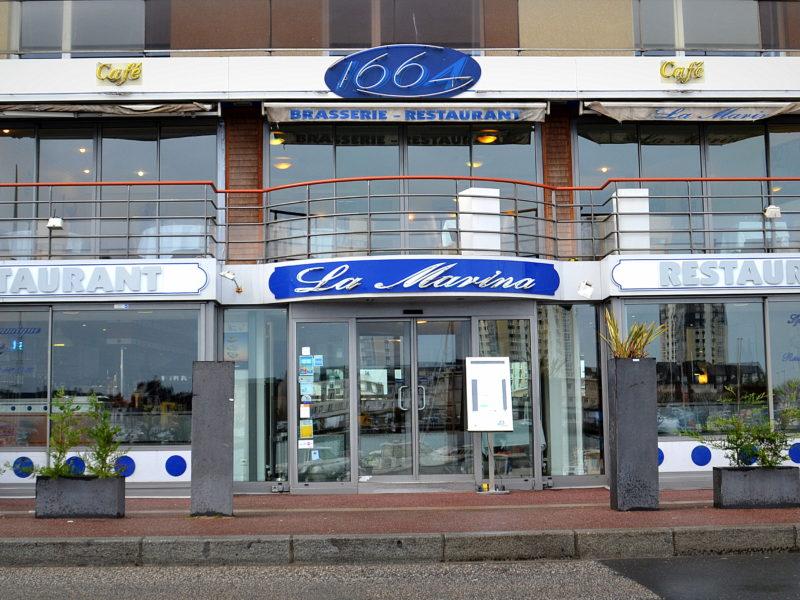 The Restaurant La Marina