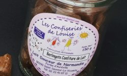 The Lait Douceur de Normandie shop