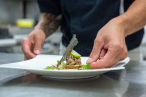 chef Hôtel restaurant les ormes barneville cotentin normandie