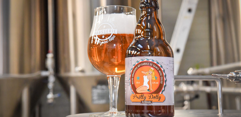 Brasserie Sainte-Mère-Eglise - biere brasserie sainte mere cotentin normandie