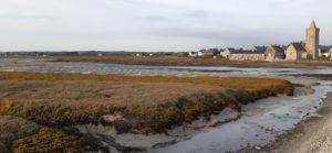 Portbail vue village @DenisM - Cotentin Tourisme Normandie