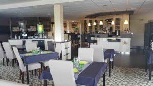 Hotel restaurant Brit Hotel Lessay salle petit dejeuner-cotentin-tourisme