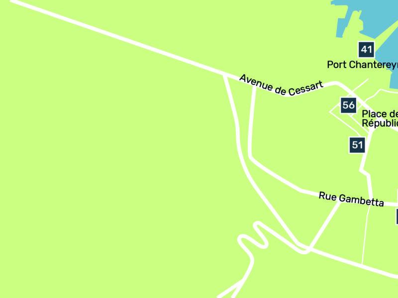 Circuit Découverte Cherbourg et Alentours