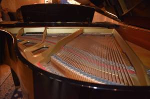 Piano Salle concert Restaurant Sequin @Restaurant Le sequin Casino Cherbourg - Cotentin Tourisme